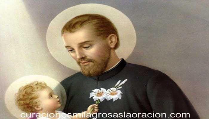 Oración de san Cayetano