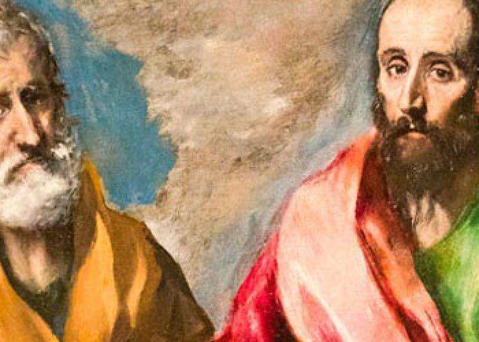 Oración a los Santos Pedro y Pablo para Abrir Caminos y Alejar Enemigos y Males